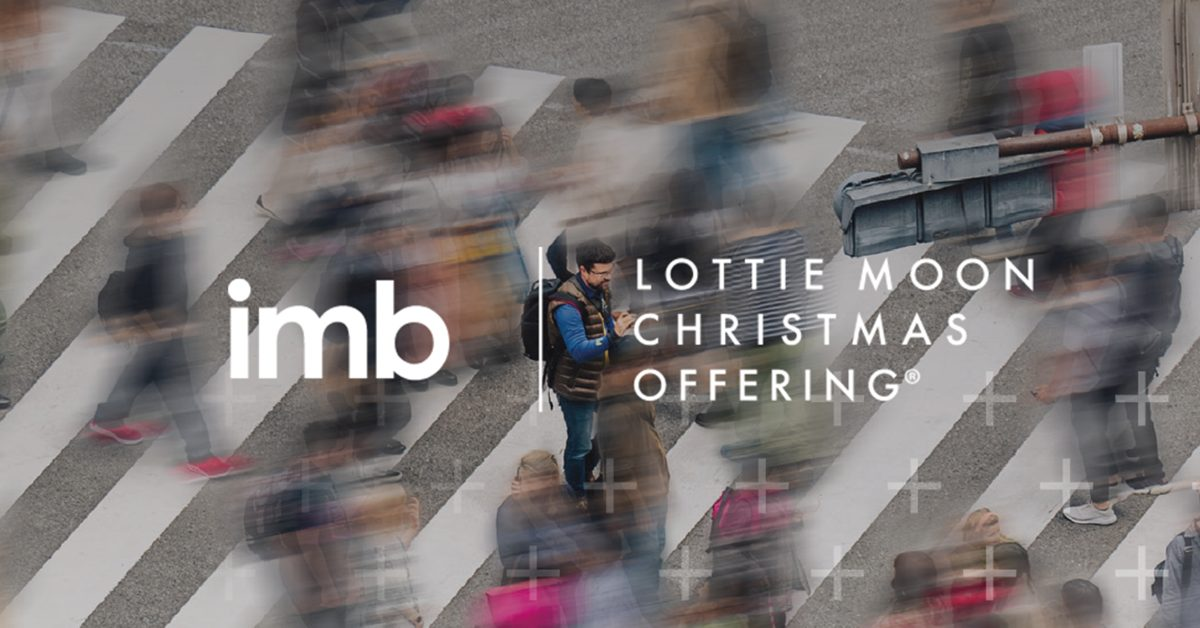 A Familiar Verse, Christmas, and the Lottie Moon Christmas Offering